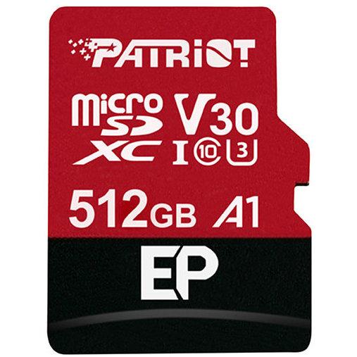Card Microsdxc  Ep Series 512gb Uhs-i U3 V30 Clasa 10