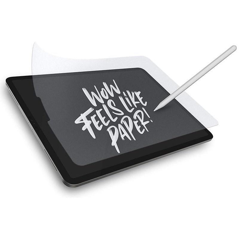 Folie protectie transparenta iPad Pro 12.9 inch (2018/2020) Set 2 bucati