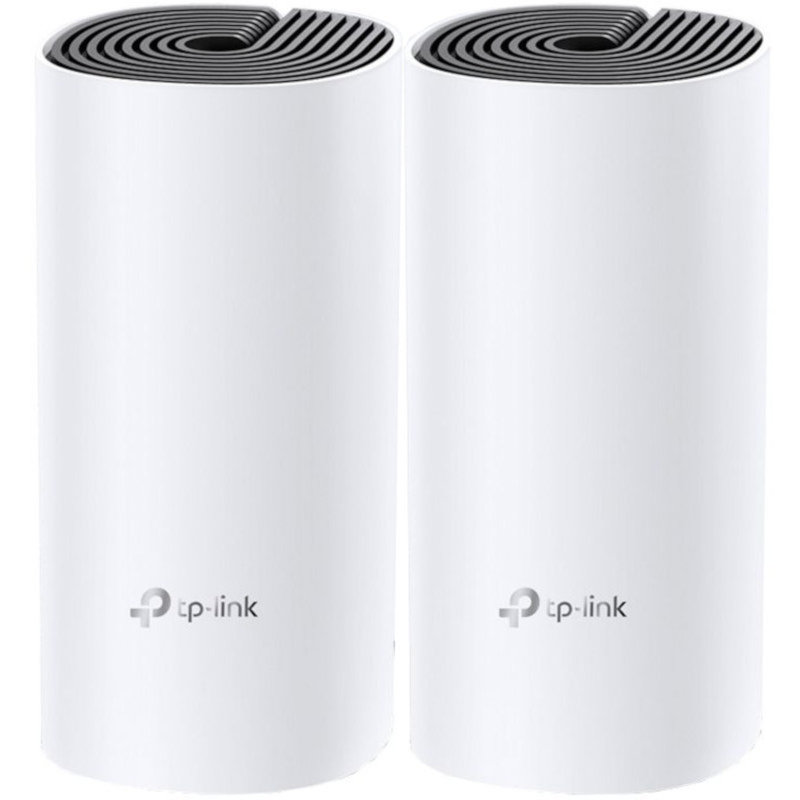 Sistem Wireless Mesh Deco P9 2x LAN White 2 Buc