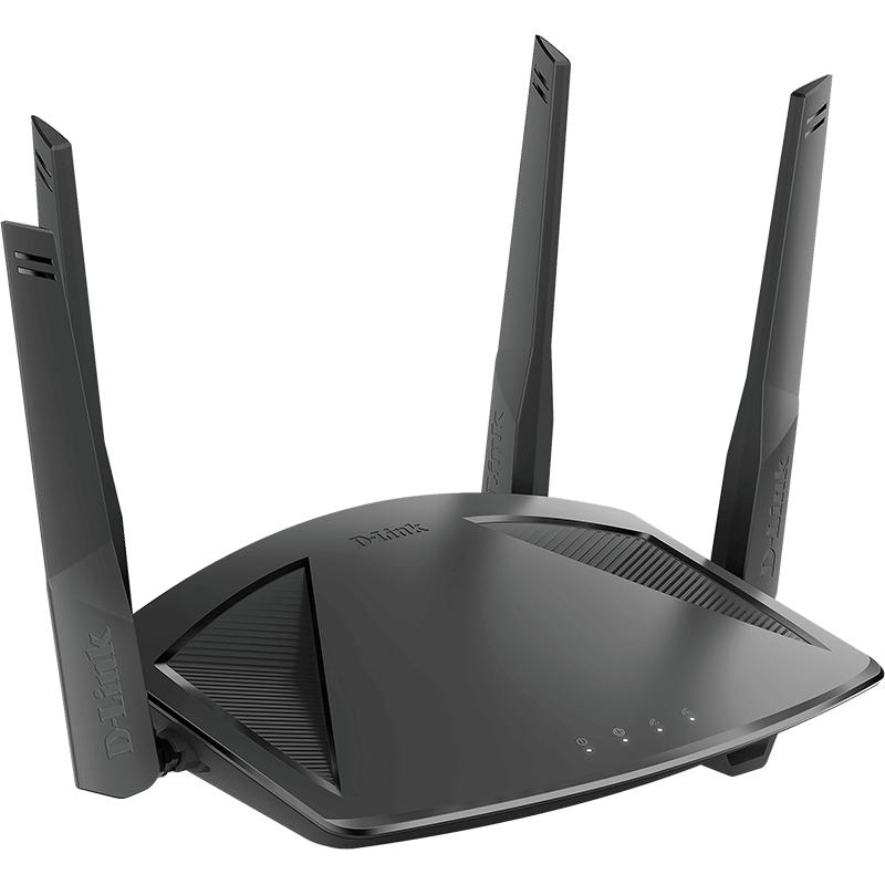 Router Wireless Dir-x1860 4x Lan Black