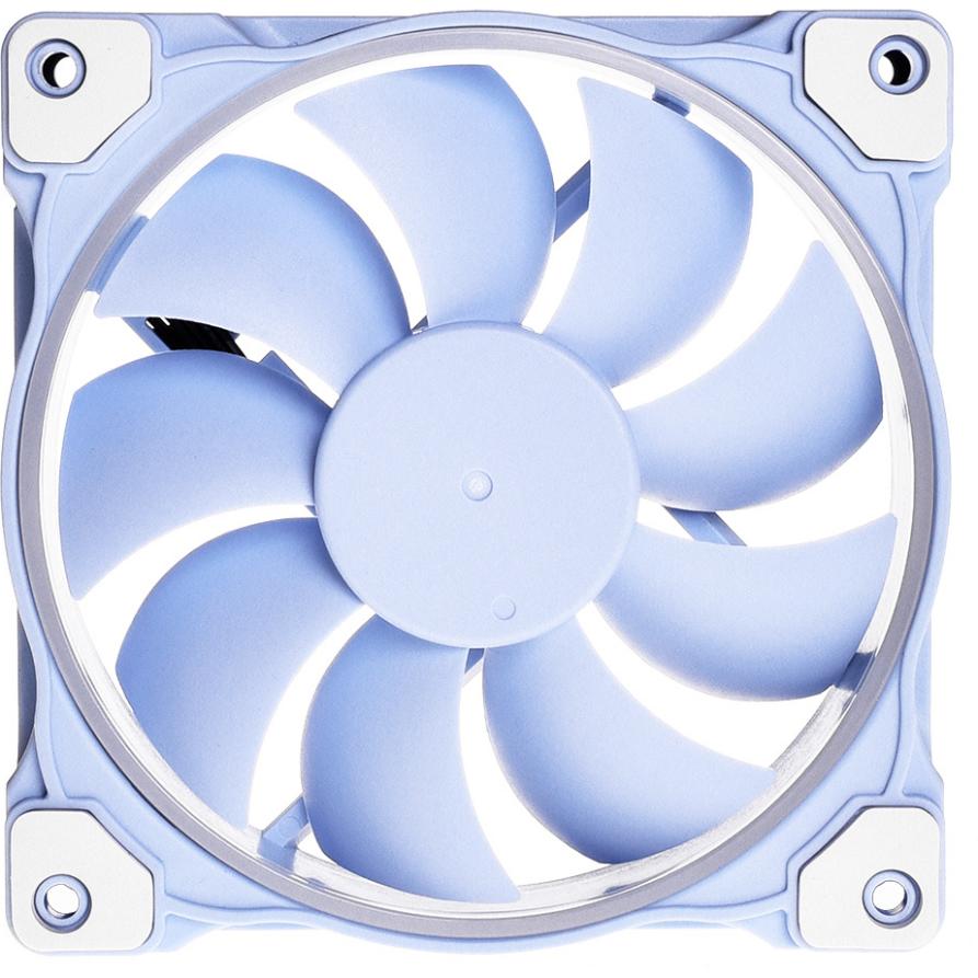 Ventilator ZF-12025 120mm Baby Blue