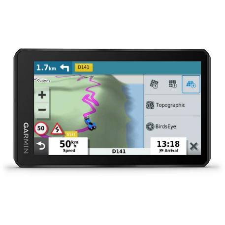Sistem de navigatie Zumo Xt Navigator Motocicleta 5.5inch Negru