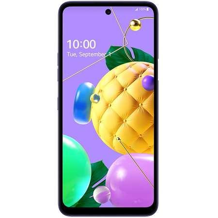 Telefon mobil LG K52 64GB 4GB RAM Dual Sim Blue