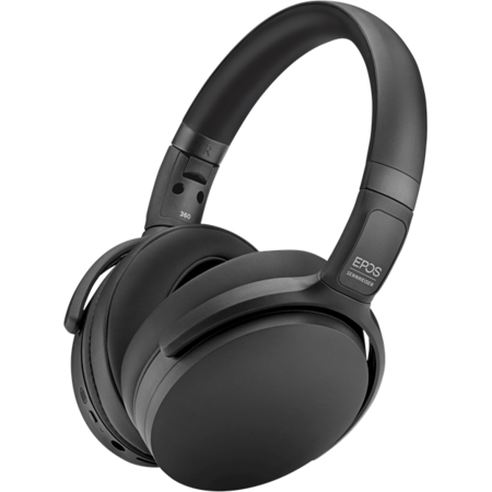 Casti Bluetooth Sennheiser Adapt 360 Black