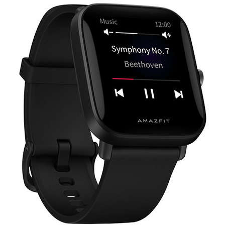 Smartwatch Amazfit Bip U Black