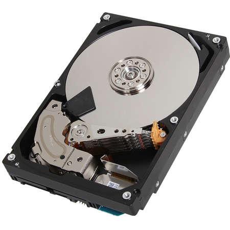 Hard disk server Toshiba Enterprise 2TB SATA 3.5 inch 4Kn