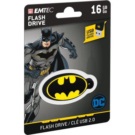 Memorie USB Emtec Collector Batman 16GB USB 2.0 Black