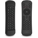 Wireless tastatura iluminata smart TV xbox ps4 airMouse 3D 6axe
