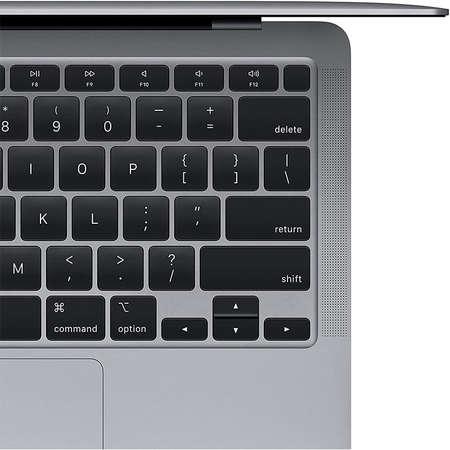 Laptop MacBook Air 13 M1 2020 Retina 13.3 inch WQXGA Apple M1 Octa Core 8GB DDR4 512GB SSD Space Grey INT Keyboard
