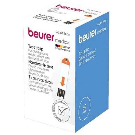 Bandelete de Teste Compatibile cu Glucometrul Beurer GL44 lean 50 Bucati