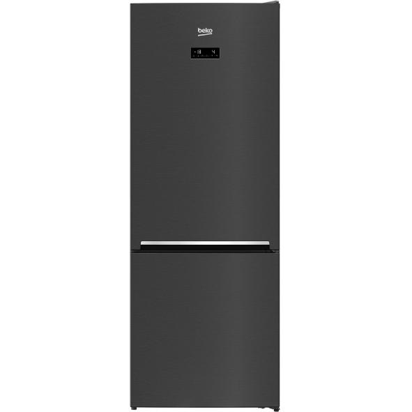 Combina frigorifica Display Touch Control Volum Brut 560 litri Clasa A++ Neo Frost Dark Inox