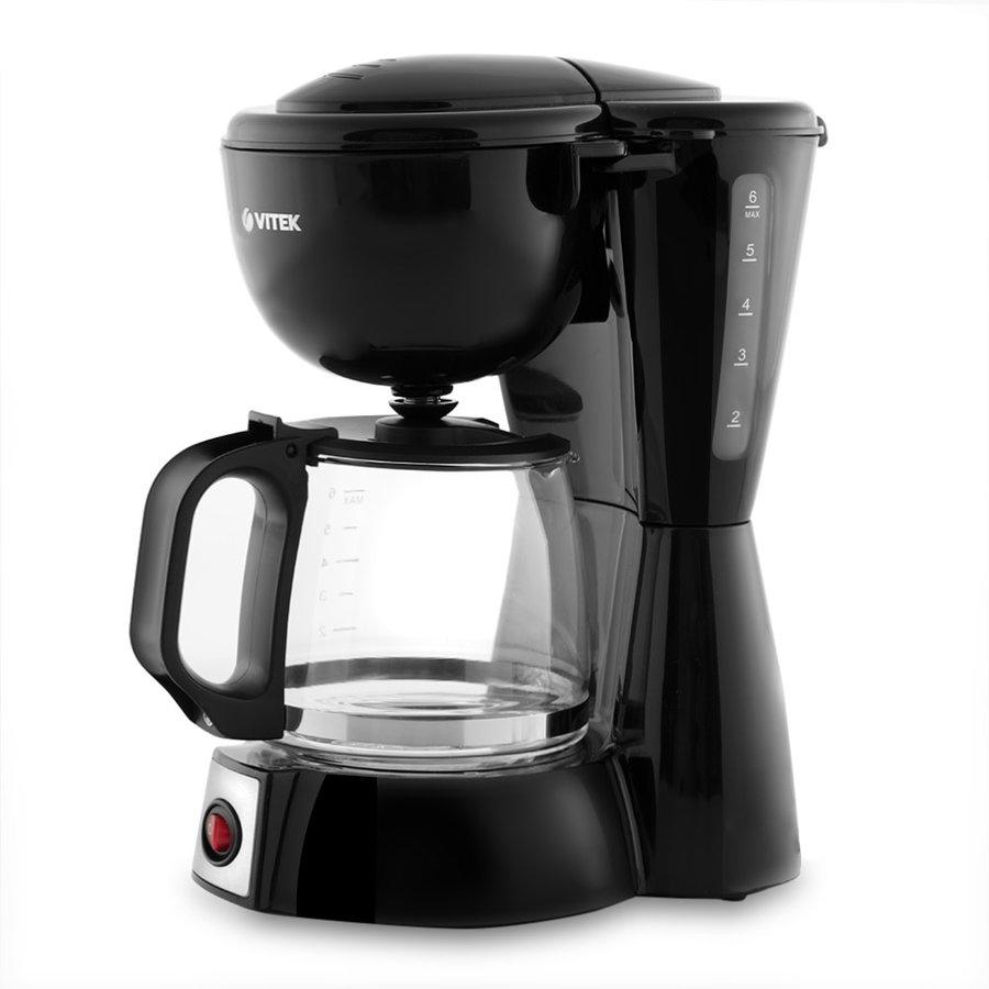 Cafetiera VT-1521 600ml 600W Negru