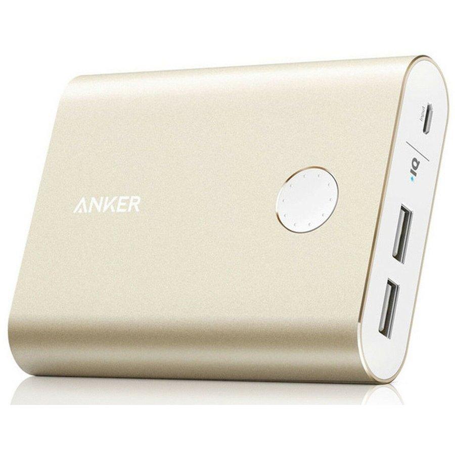Baterie externa premium PowerCore+ 13400 mAh auriu