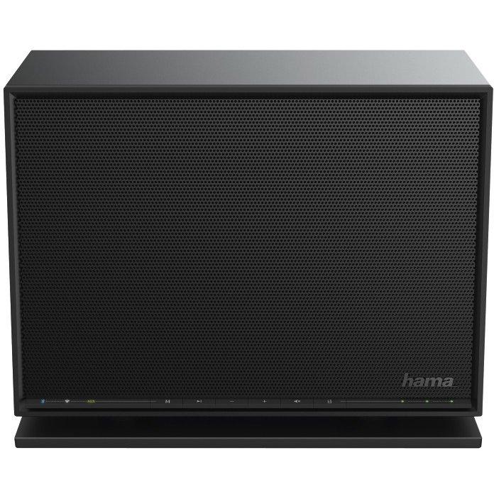 Radio Streaming IR360MBT Internet  Bluetooth Multiroom Putere RMS 30W Telecomanda Negru