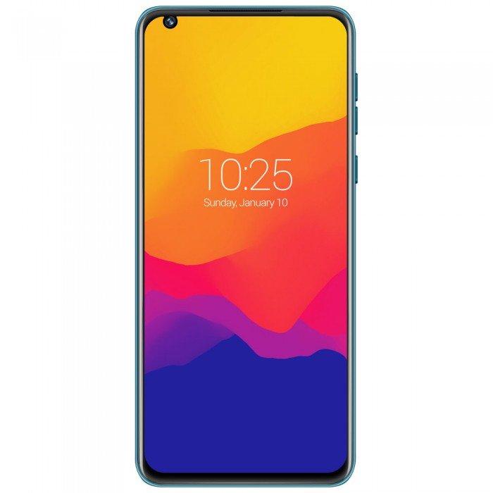 Telefon mobil Note20 ApeX 16GB 2GB RAM Dual Sim 3G Blue