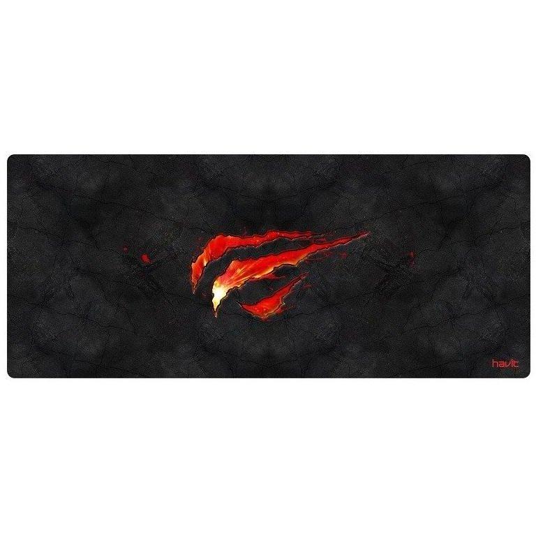 Mousepad XL pentru gameri GAMENOTE MP861 Negru
