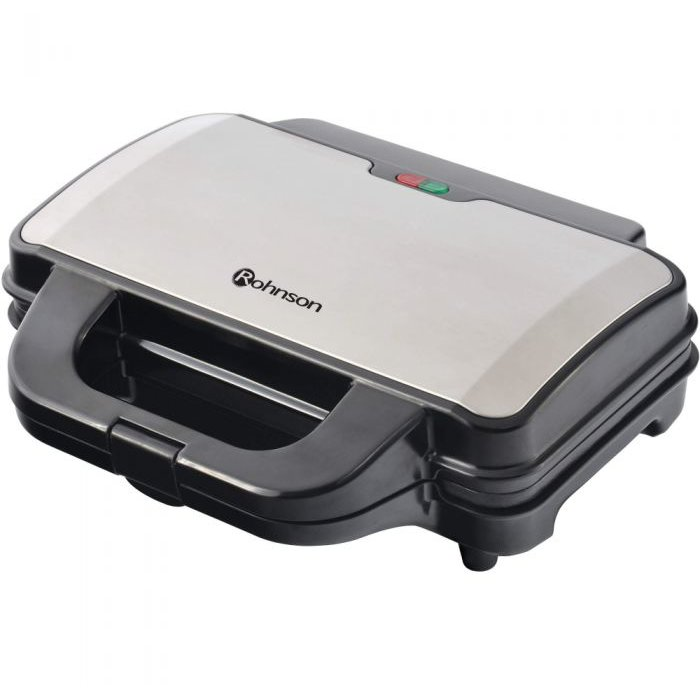 Sandwich-maker R276 900W Gri / Negru