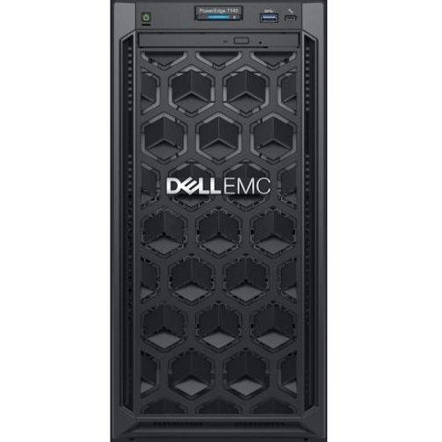 Server PET140WCISM02 T140  Intel Xeon E-2224 3.4GHz 8M cache 16GB 2666MT/s DDR4 ECC UDIMM  PERC H330 RAID Controller