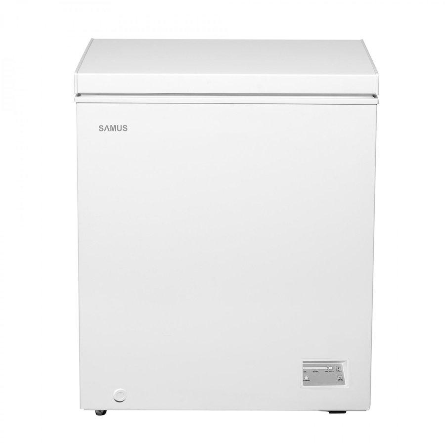 Lada frigorifica LS166A+ Capacitate 145litri Termostat Reglabil Fast Freeze Alb