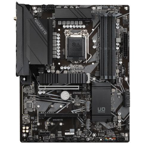 Placa de baza Z590 UD AC Intel LGA 1200 ATX
