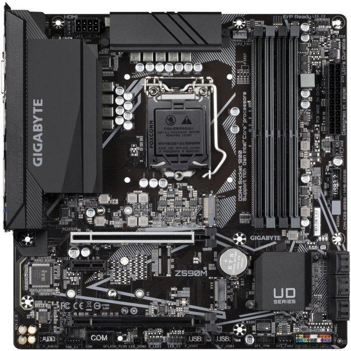 Placa de baza Z590M Intel LGA 1200 mATX