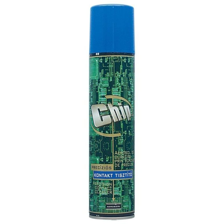 Spray curatare contacte electrice de precizie MKT600 recipient 300ml