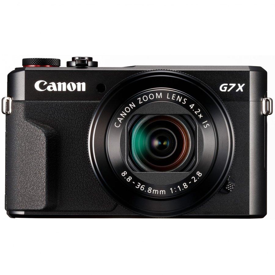 Aparat foto Powershot G7 X II 20.1MP Black