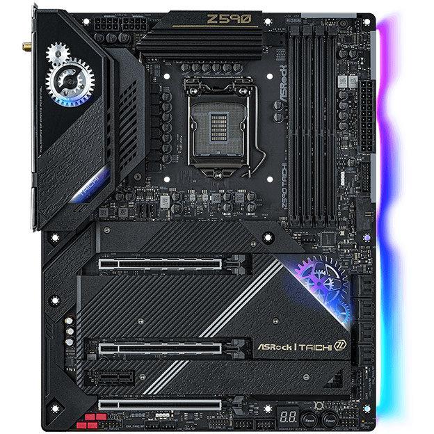 Placa de baza Z590 Taichi Intel LGA 1200 ATX