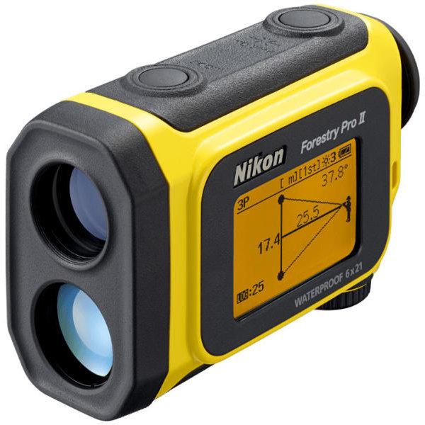 Telemetru laser Forestry Pro II 1600m Galben/Negru