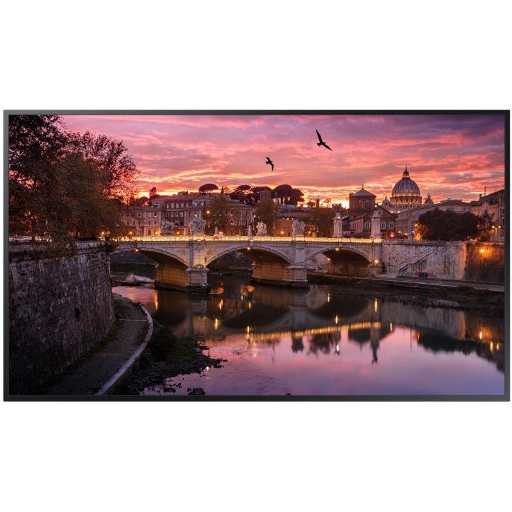 Professional Display QB50R 50 inch 8ms Ultra HD 4K Black