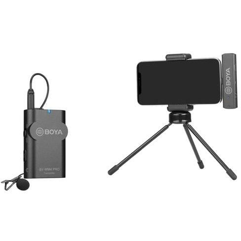 Microfon Wireless BY-WM4 PRO-K3 Black