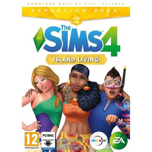 Joc PC The Sims 4 EP4 Island Living PC RO