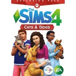 Joc PC The Sims 4 Ep4 Cats & Dogs PC RO
