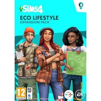 Joc PC The Sims 4 Ep9 Eco LifeStyle PC RO