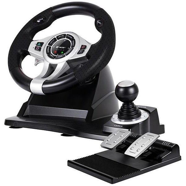Volan Trajoy 46524 Steering wheel Tracer Roadster 4 in 1 PC/PS3/PS4/Xone