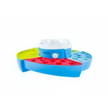 Aparat pentru preparat jeleuri CR 4468 4 forme 45W Albastru