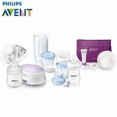 Pompa san Set de asistenta pentru alaptare SCD292/01