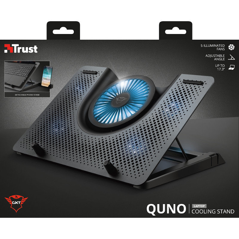 Stand/Cooler laptop GXT 1125 Quno
