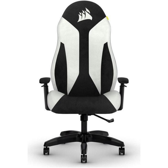 Scaun gaming TC60 Fabric White