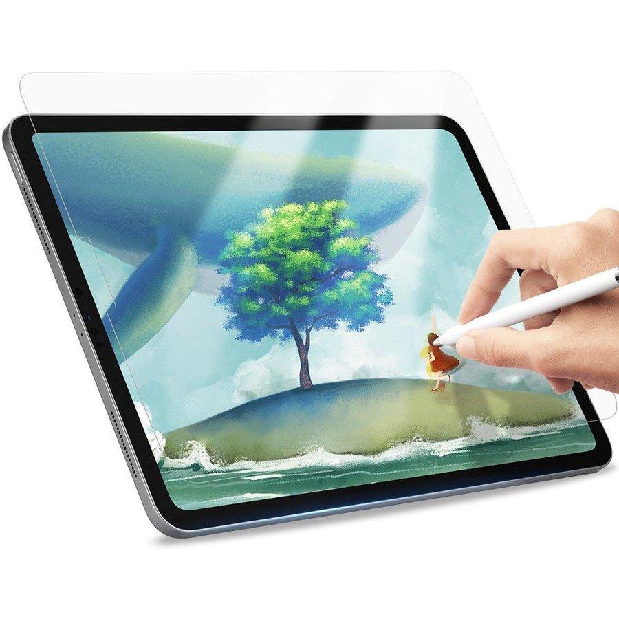 Folie protectie transparenta Paperfeel PET compatibila cu iPad Pro 12.9 inch (2020/2021)