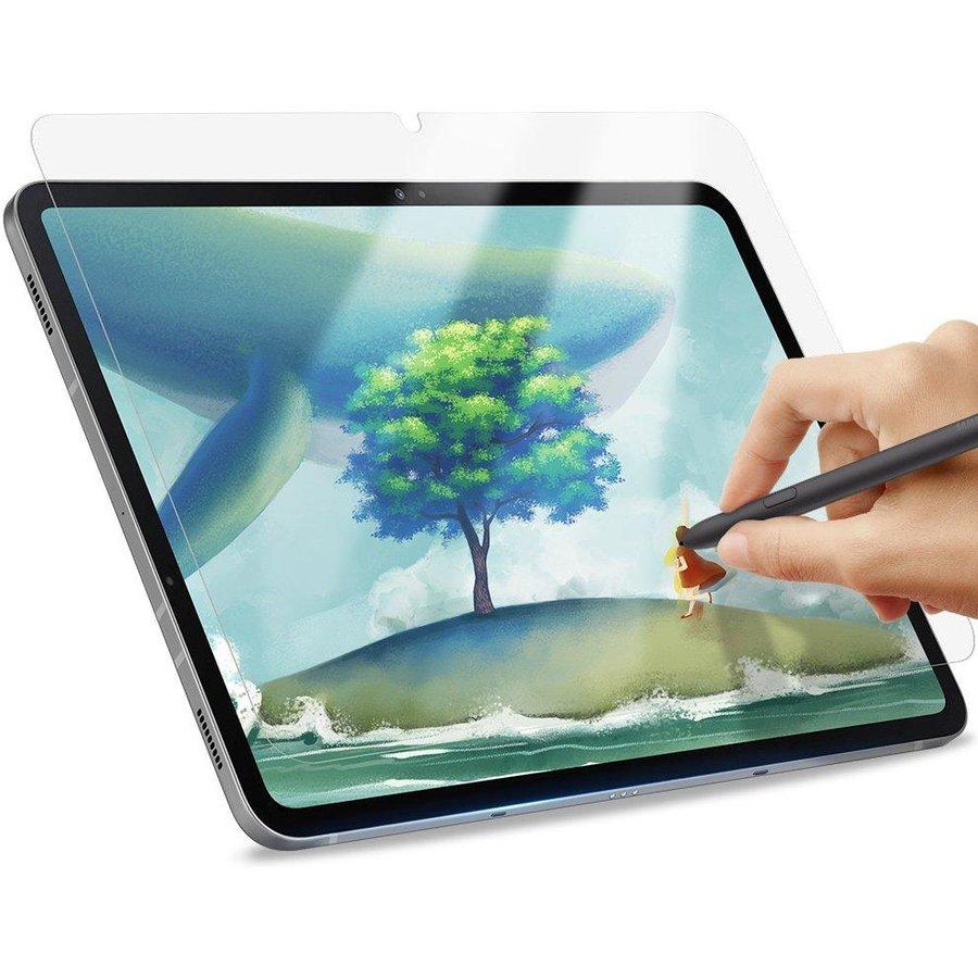 Folie protectie transparenta Paperfeel PET compatibila cu Samsung Galaxy Tab S7 Plus 12.4 inch
