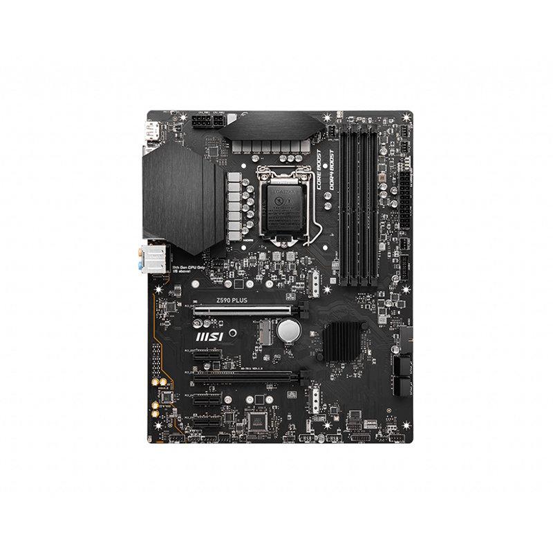 Placa de baza Z590 PLUS Intel LGA1200 ATX