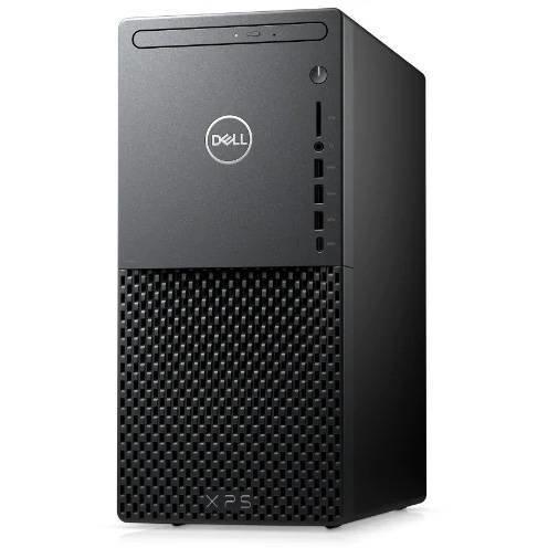 Sistem desktop XPS 8940 MT Intel Core i7-11700 16GB DDR4 1TB HDD 512GB SSD nVidia GeForce GTX 1660 Ti 6GB Windows 10 Pro 3Yr ADP Black