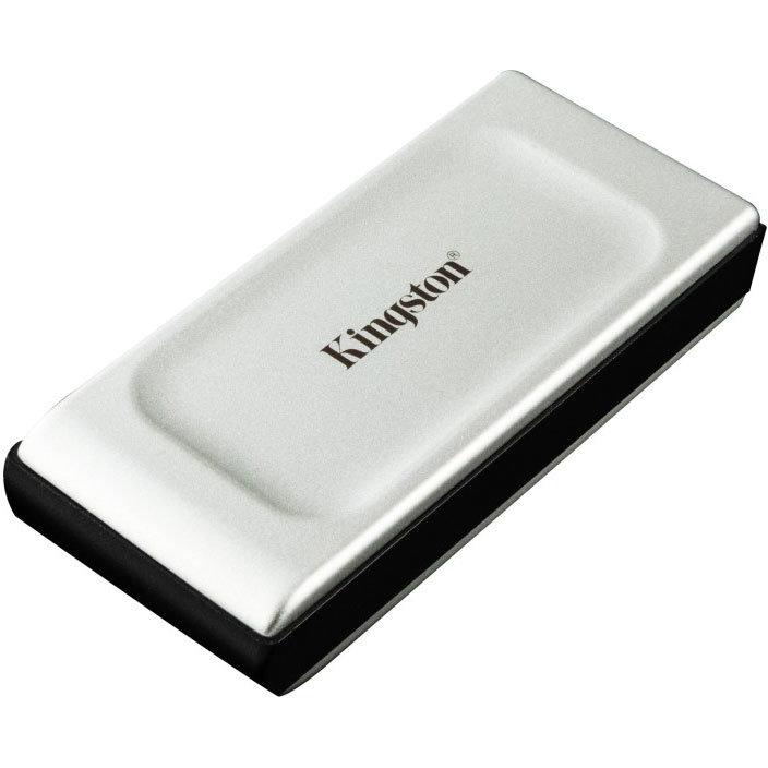 SSD Extern XS2000 portable 500GB USB-C 3.2 Silver