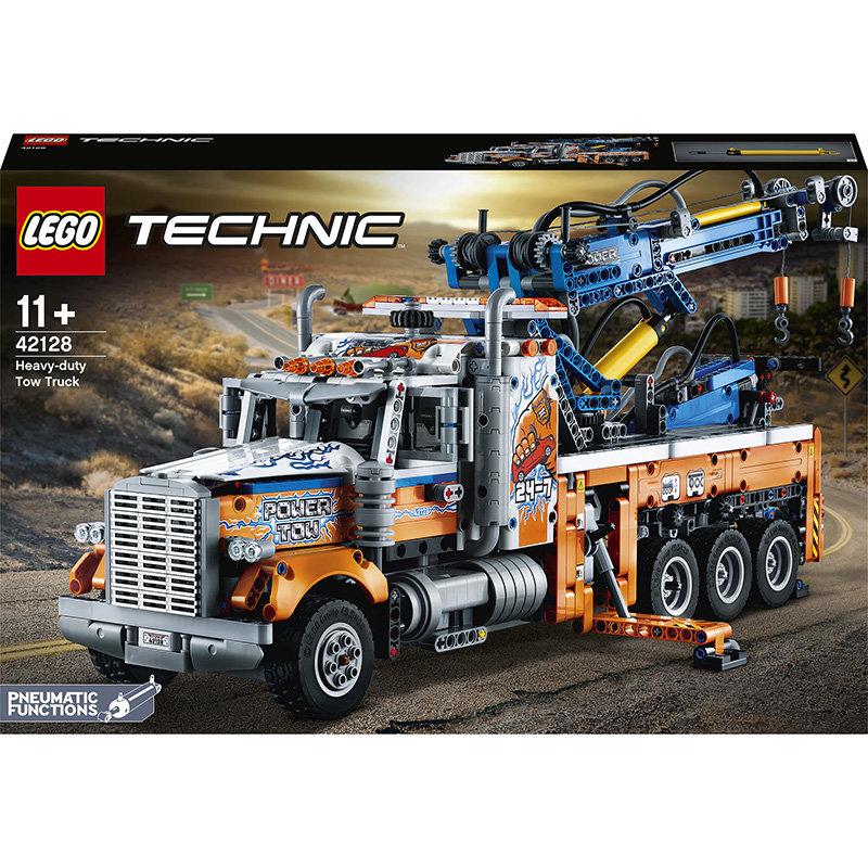 Technic 42128 Heavy-duty Tow Truck 2017 piese