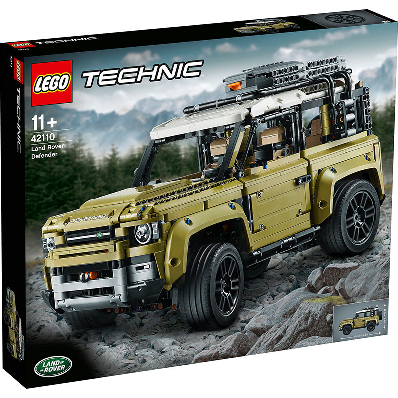 Technic 42110 Land Rover Defender 2573 piese