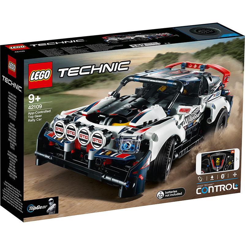 Technic 42109 Top Gear Ralleycar 463 piese