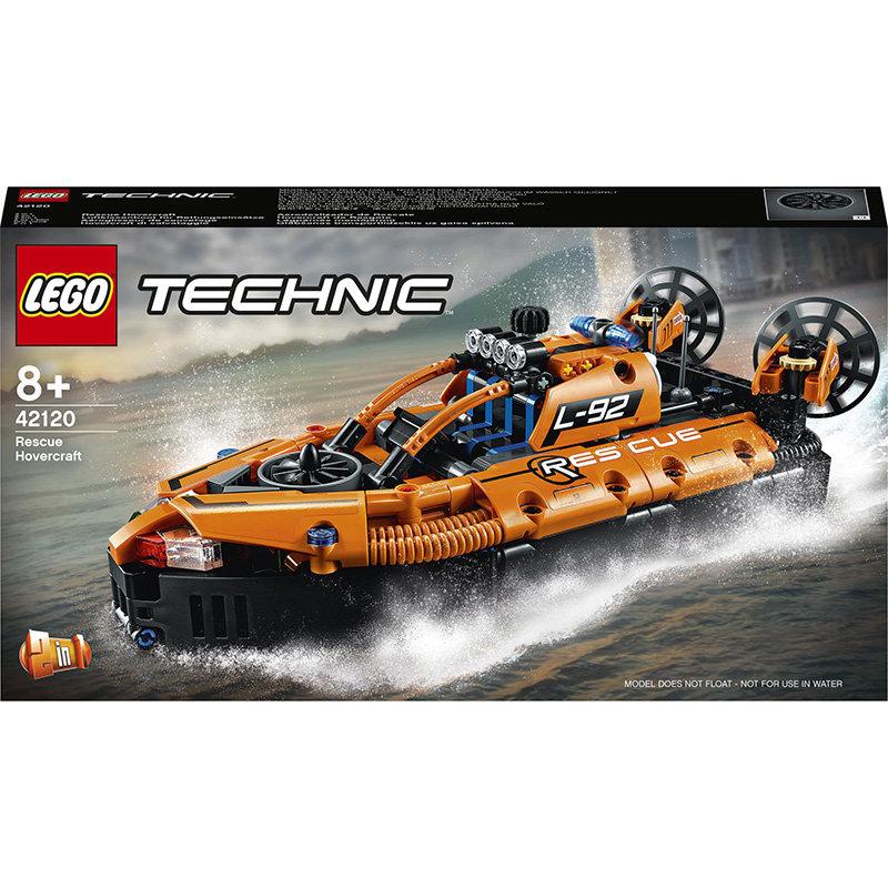 Technic 42120 Rescue Hovercraft 457 piese