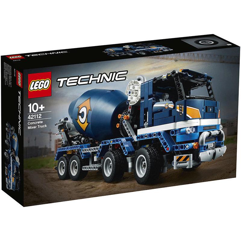 Technic 42112 Concrete Mixer Truck 1163 piese