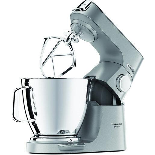 Robot de bucatarie Titanium Chef Baker 1200W Argintiu
